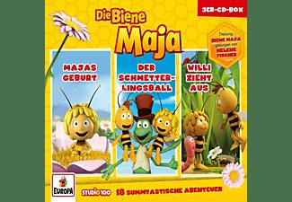Biene Maja - Die 1.3er Box (Folgen 1,2,3) [CD]