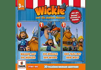 Wickie - Die 1.3er Box (Folgen 1,2,3) [CD]