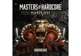 VARIOUS - Masters of Hardcore-Magnum Opus Chapter Xliii [CD]
