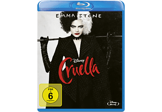 Cruella Blu-ray