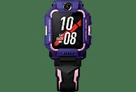 Smartwatch - imoo Z6 Green, Para niños, 95 h, IPX8, Cámara de 8MP+5MP, GPS, Abatible, Morado