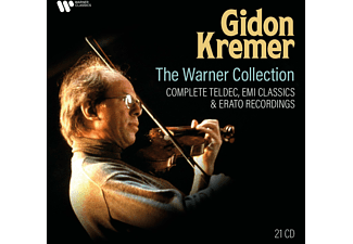 Guidon Kremer - Kremer:The Warner Collection [CD]