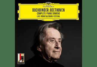 Rudolf Buchbinder - Buchbinder: The Complete Beethoven Piano Sonatas  - (CD)