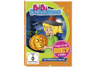 Bibi Blocksberg - Sammelbox 7 [DVD]