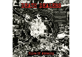 Death Dealers - Files Of Atrocity [CD]