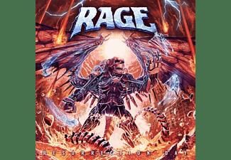 Rage - Resurrection Day [CD]