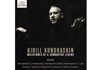 Kirill Kondrashin - Original Albums [CD]
