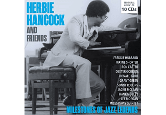 Herbie Hancock - Herbie Hancock & Friends [CD]