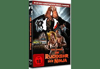 Die Rückkehr der Ninja [DVD]