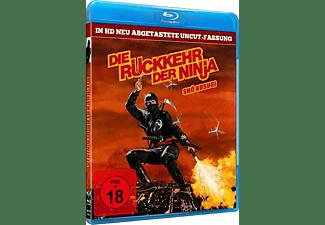 Die Rückkehr der Ninja [Blu-ray]
