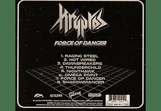 Kryptos - Force Of Danger [CD]