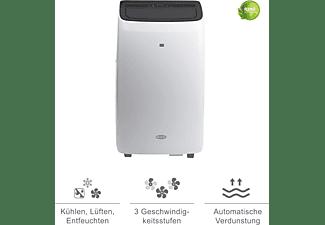 BECOOL BC14KL2101F Klimaaanlage Weiß/Schwarz (Max. Raumgröße: 125 m³, EEK: A)