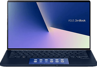 """Portátil - Asus ZenBook 14 UX434FAC-A5188T, 14"""" FHD, Intel® Core™ i7-10510U, 16GB RAM, 512 GB SSD, W10"""