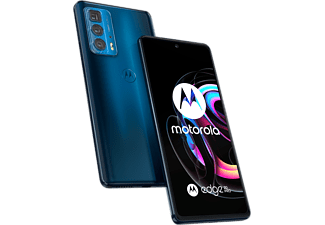 "Móvil - Motorola Edge 20 Pro, Azul Midnight, 256 GB, 12 RAM, 6.7"" Full HD+, Snapdragon™ 870, 4500 mAh, Android"