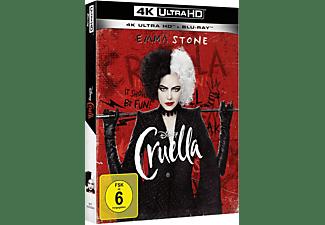 Cruella 4K Ultra HD Blu-ray + Blu-ray