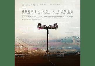 VARIOUS - Breathing In Fumes [CD]