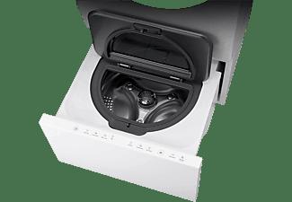 Mini Lavadora - LG LST100, Carga superior, 2 kg, 700 rpm, 19L, 9 programas, Display LED Táctil, Blanco