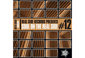 VARIOUS - Soul On The Real Side Vol.12 [CD]
