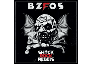 Bloodsucking Zombies From Outer Space - Shock Rock Rebels (Lim.Red Vinyl) [Vinyl]