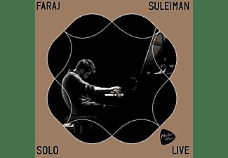 Faraj Suleiman - Live(at)Montreux Jazz Festival 2018 [CD]