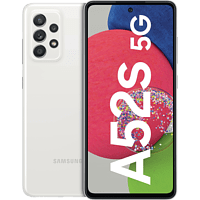 SAMSUNG Galaxy A52s 5G 128 GB Awesome White Dual SIM