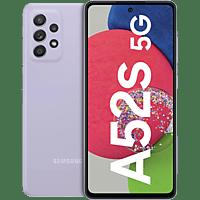 SAMSUNG Galaxy A52s 5G 128 GB Awesome Violet Dual SIM