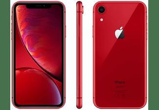 """Apple iPhone XR, Rojo, 64 GB, 3 GB RAM, 6.1"""" Liquid Retina HD, Chip A12 Bionic, iOS"""
