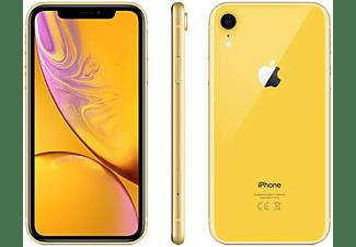 "Apple iPhone XR, Amarillo, 64 GB, 3 GB RAM, 6.1"" Liquid Retina HD, Chip A12 Bionic, iOS"