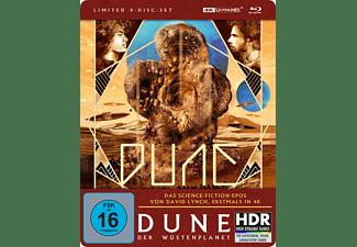 Dune - Der Wüstenplanet (Steelbook Edition) [4K Ultra HD Blu-ray + Blu-ray]