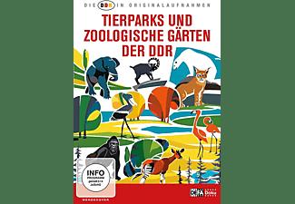 Die DDR In Originalaufnahmen-Tierparks DVD