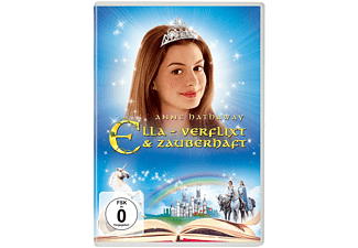 Ella-Verflixt & zauberhaft [DVD]