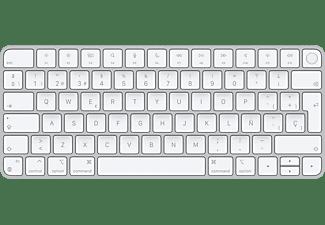 Apple Magic Keyboard con Touch ID - Teclado Apple MK293Y/A, modelos Mac con chip de Apple, Lightning, Blanco