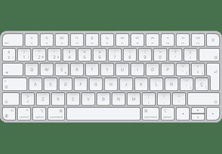 Apple Magic Keyboard - Teclado Apple MK2A3Y/A, Lightning, inalámbrico, Blanco