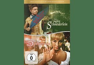 Dornröschen+Das Tapfere Schneiderlein [DVD]