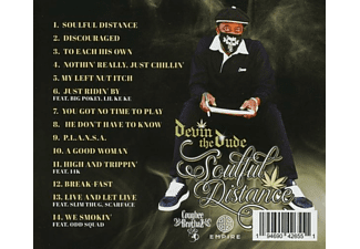 Devin The Dude - SOULFUL DISTANCE  - (CD)