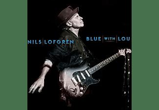 Nils Lofgren - BLUE WITH LOU  - (Vinyl)