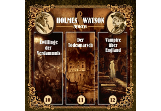 Holmes & Watson - Holmes & Watson Mysterys Vol.4 (4CD Boxset) [CD]