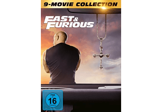 Fast & Furious-9-Movie Collection [DVD]