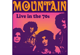 Mountain - Live In The 70s [CD]