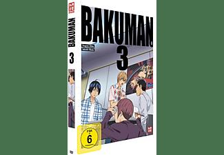 Bakuman - 1. Staffel - Vol. 3 [DVD]