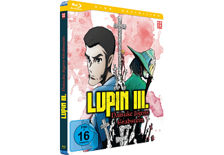 Lupin III. – TV-Special Collection Blu-ray