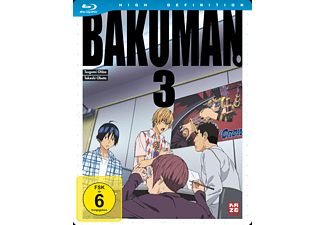Bakuman - 1. Staffel - Vol. 3 [Blu-ray]