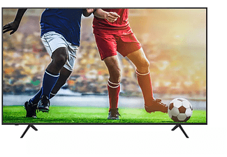 "TV LED 50"" - Hisense 50A7100F, UHD 4K, Smart TV, HDR 10, HLG, DTS Studio Sound, Ultra Dimming, Wifi, BT, Negro"