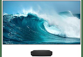 "Proyector - Hisense 88L5VG, 88"", UHD 4K, LaserTV, Dolby Atmos, HDR10, HLG, Pantalla sónica e instalación"