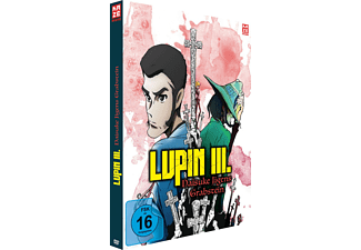 Lupin III. – TV-Special Collection [DVD]