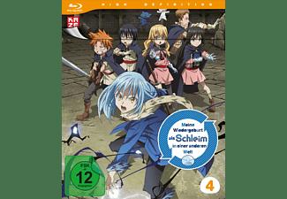 Meine Wiedergeburt als Schleim in einer anderen Welt - Vol. 4 Blu-ray