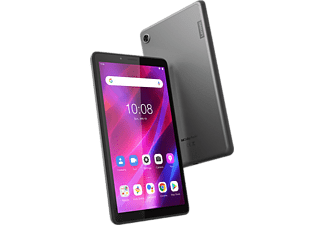 "Tablet - Lenovo Tab M7 (3rd Gen), 32 GB eMMC, Iron Grey, Wi-Fi, 7"", HD 2 GB RAM, MT8166, Android 11"