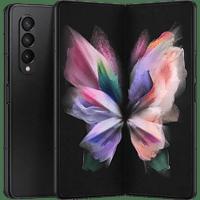SAMSUNG Galaxy Z Fold3 5G 512 GB Phantom Black Dual SIM