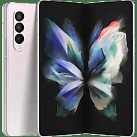 SAMSUNG Galaxy Z Fold3 5G 256 GB Phantom Silver Dual SIM