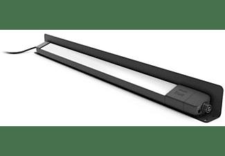 Lámpara exterior inteligente - Philips Amarant Hue Waca EU, 104 W, LED,  24 V, IP65, Negro